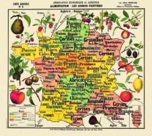 france ag map